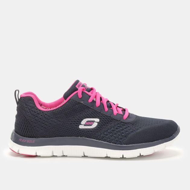 Women's Skechers, Flex Appeal Obvious Choice Sneakers