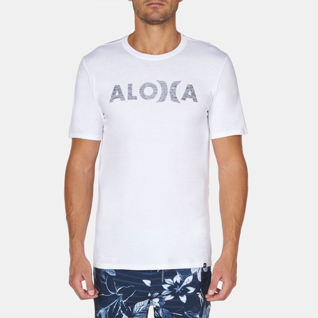 Hurley JJF Aloha Push Through T-Shirt