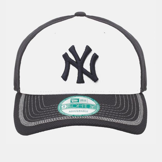 New Era Diamond Stitch NY Yankees Cap - Blue