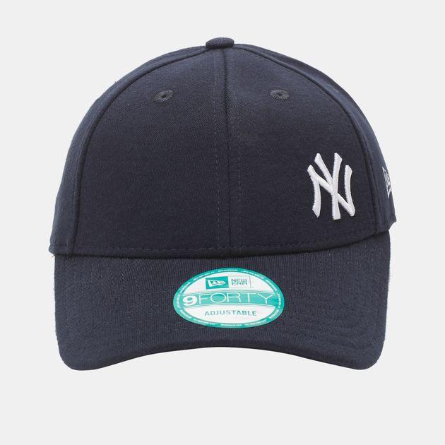 New Era Classic Logo NY Yankees Cap - Blue