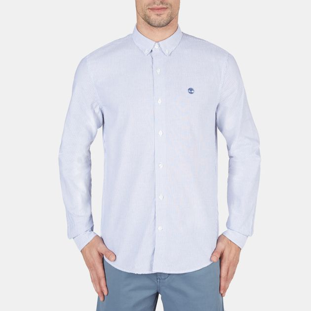 Timberland Rattle River Oxford Pinstripe Shirt