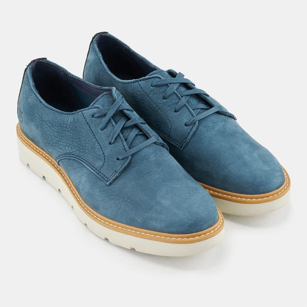 Shop Blue Timberland Kenniston Lace Up Oxford Shoe for