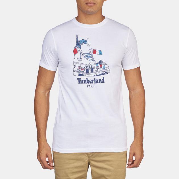Timberland Kennebec Destination Short Sleeve T-Shirt