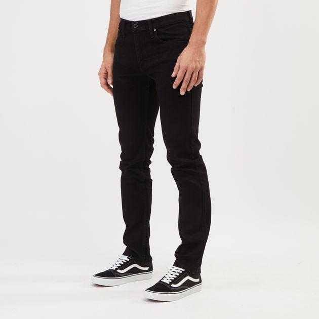 Vans V16 Overdye Black Slim Jeans