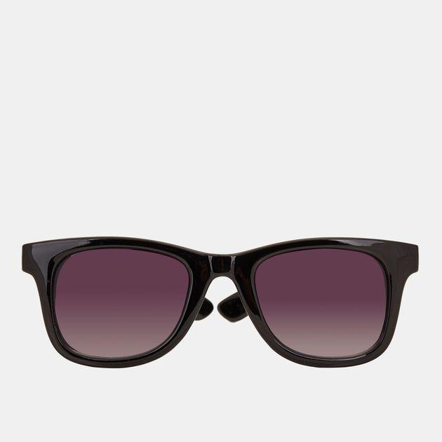 Shop Black Vans Janelle Hipster Sunglasses for Womens by Vans - 5  7d2f14a7999