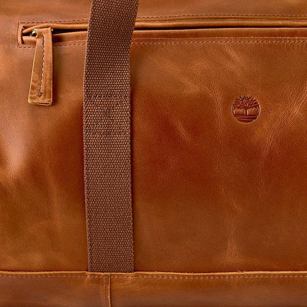 ea776f9f042 Timberland Tuckerman Leather Duffle Bag   Duffel Bags   Bags and ...
