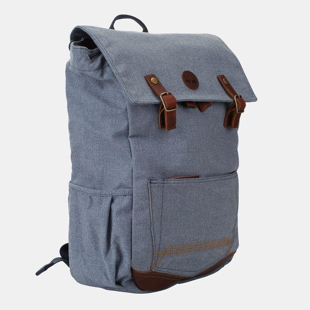 Timberland Ipswich Thread Fabric Backpack - Blue e6e7cf93fe32b