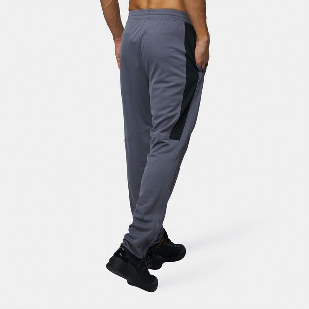 large discount shop for best beautiful design Shop Grey Under Armour Maverick Tapered Pants for Mens by ...
