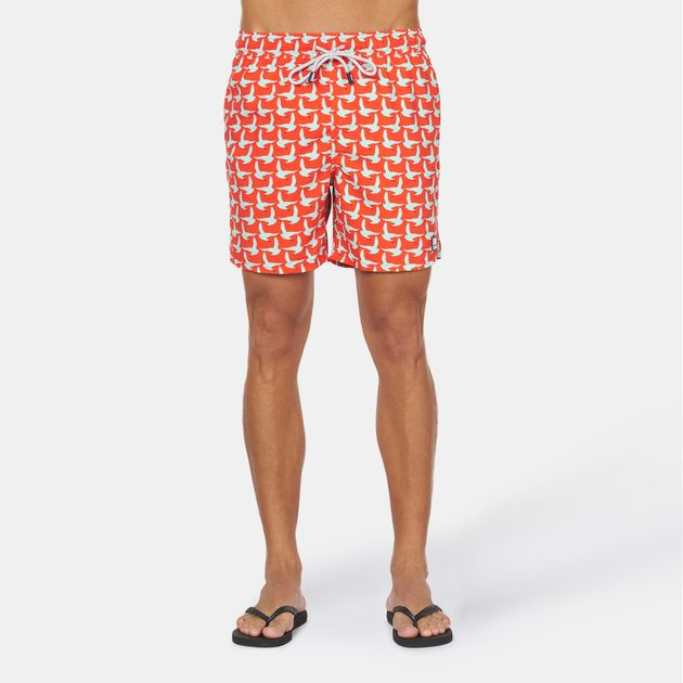 Tom & Teddy Seagull Swim Shorts