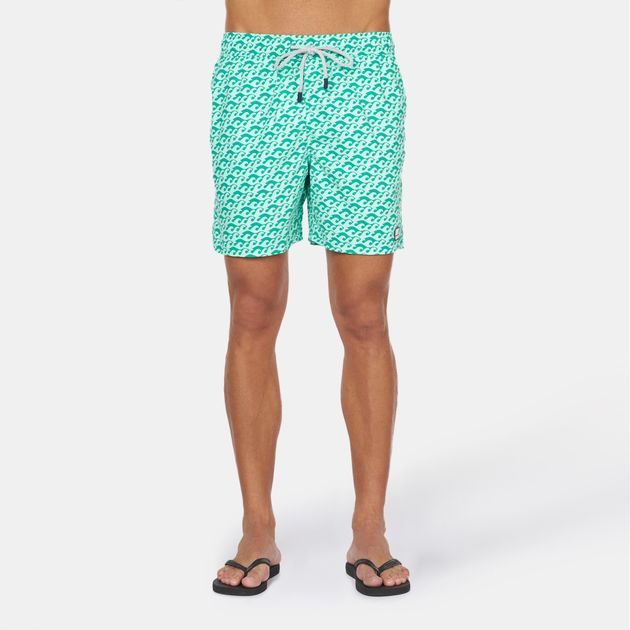 Tom & Teddy Waves Swim Short