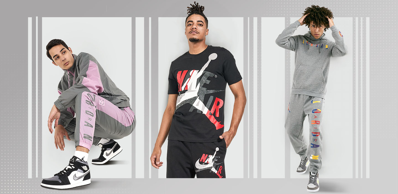 Jordan - Fashion Statement