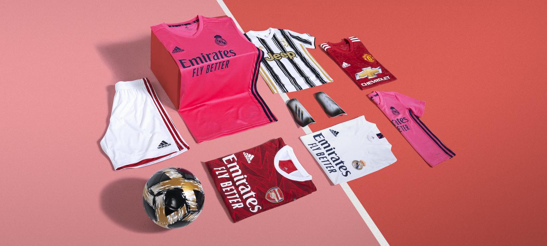 Football kits Dubai, UAE