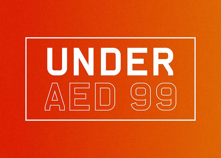 Under AED 99 Dubai, UAE