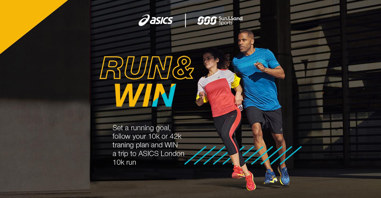 Asics Running Challenge UAE , دبي، ابوظبي، الامارات