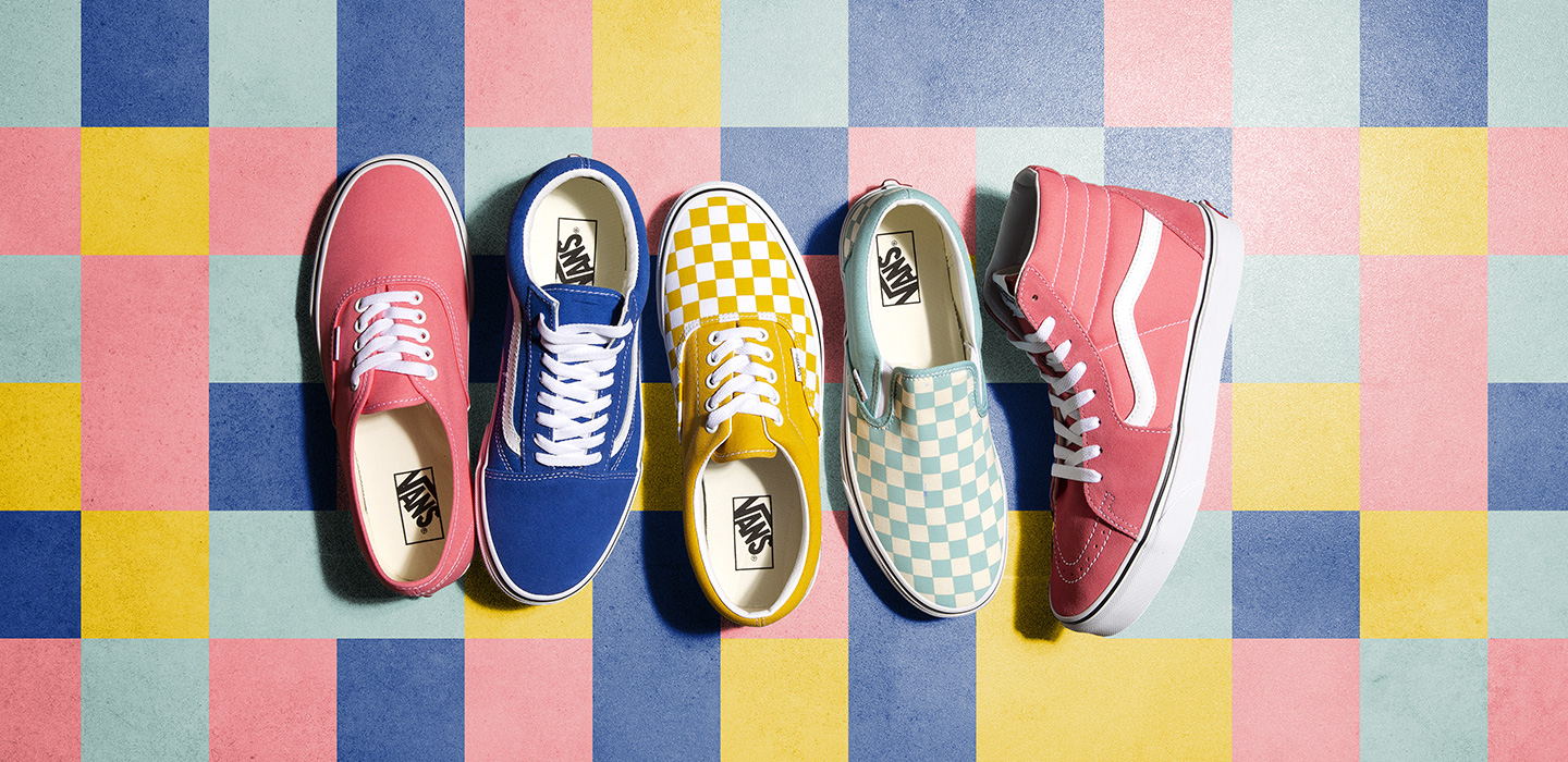 VANS COLOUR THEORY Dubai, UAE