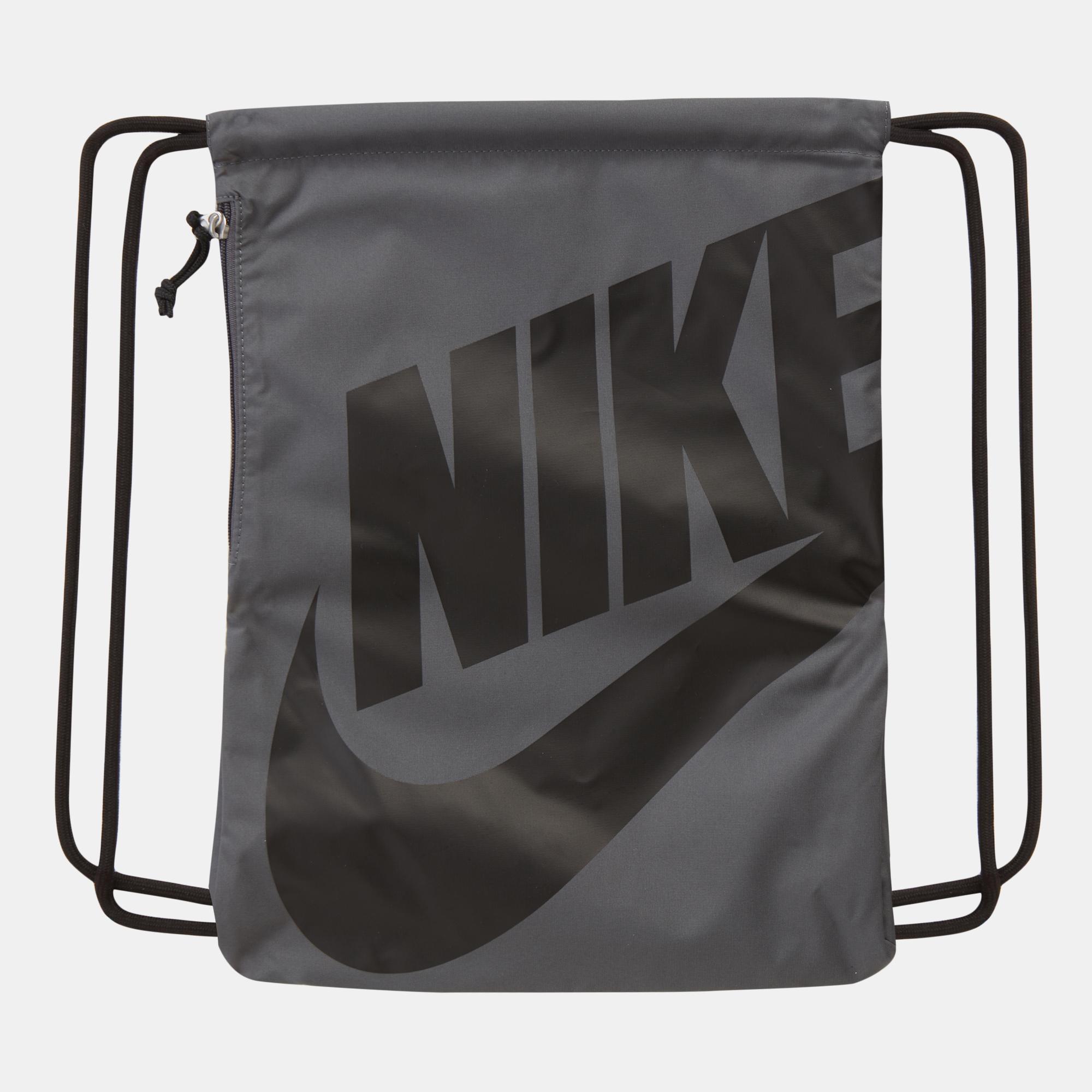 00d8a1871 Nike Sportswear Heritage Gymsack | Backpacks and Rucksacks | Bags ...