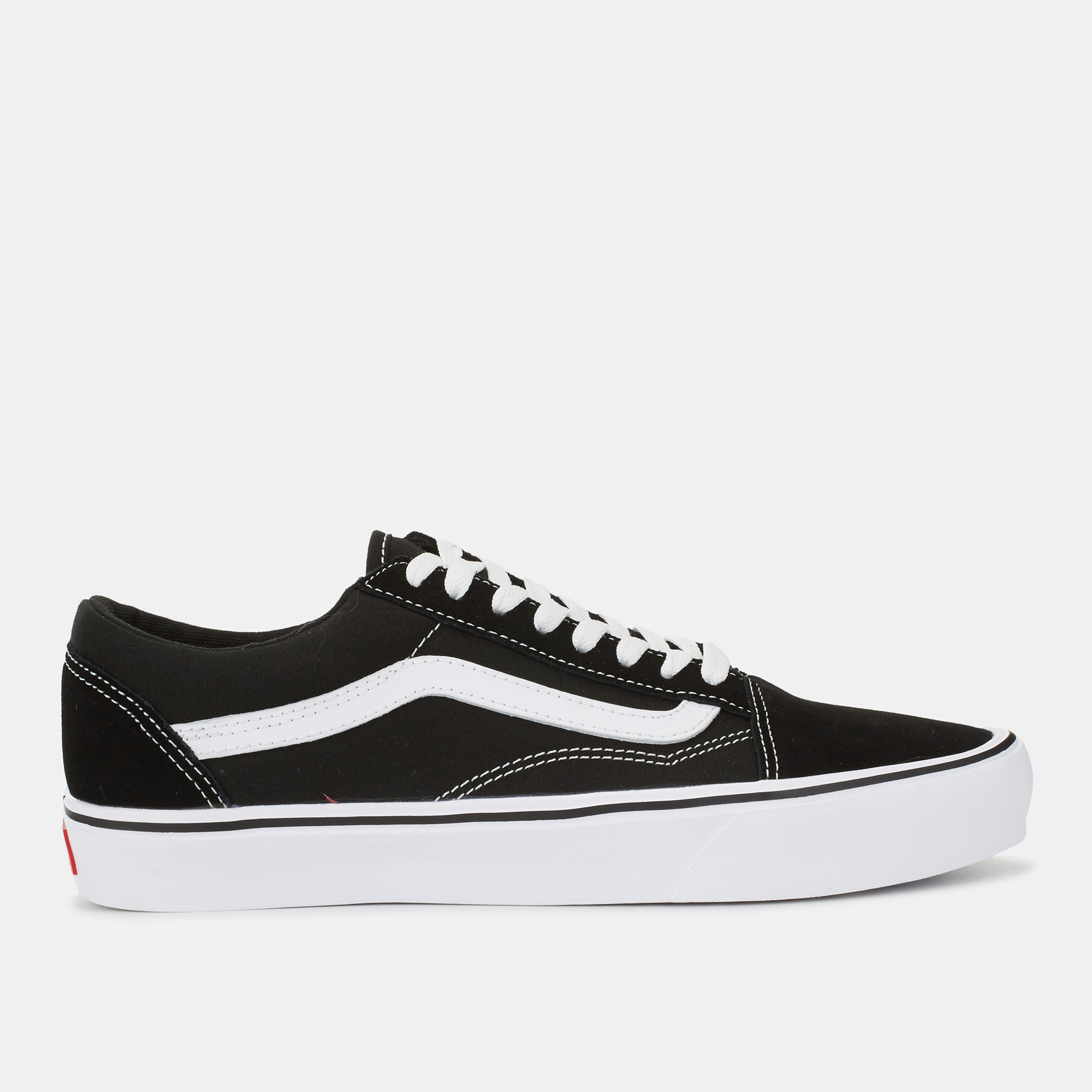 1239b2549d4c Shop Black Vans Old Skool Lite Shoe for Mens by Vans