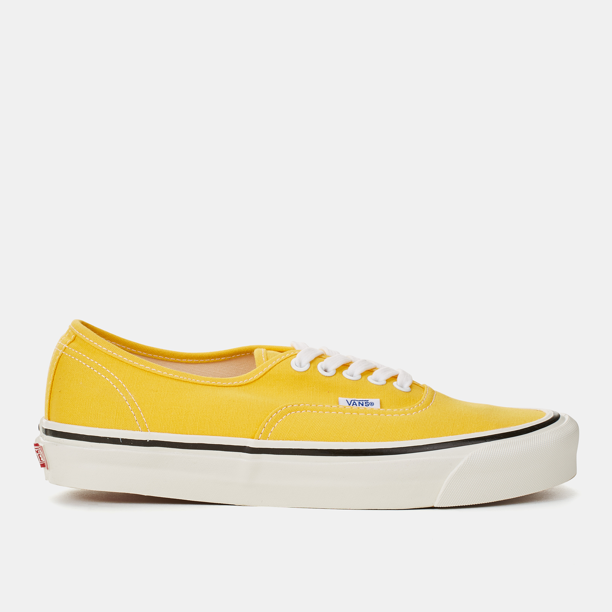 e512a5b8a533f5 Shop Yellow Vans Anaheim Factory Authentic 44 DX Shoe for Womens by Vans