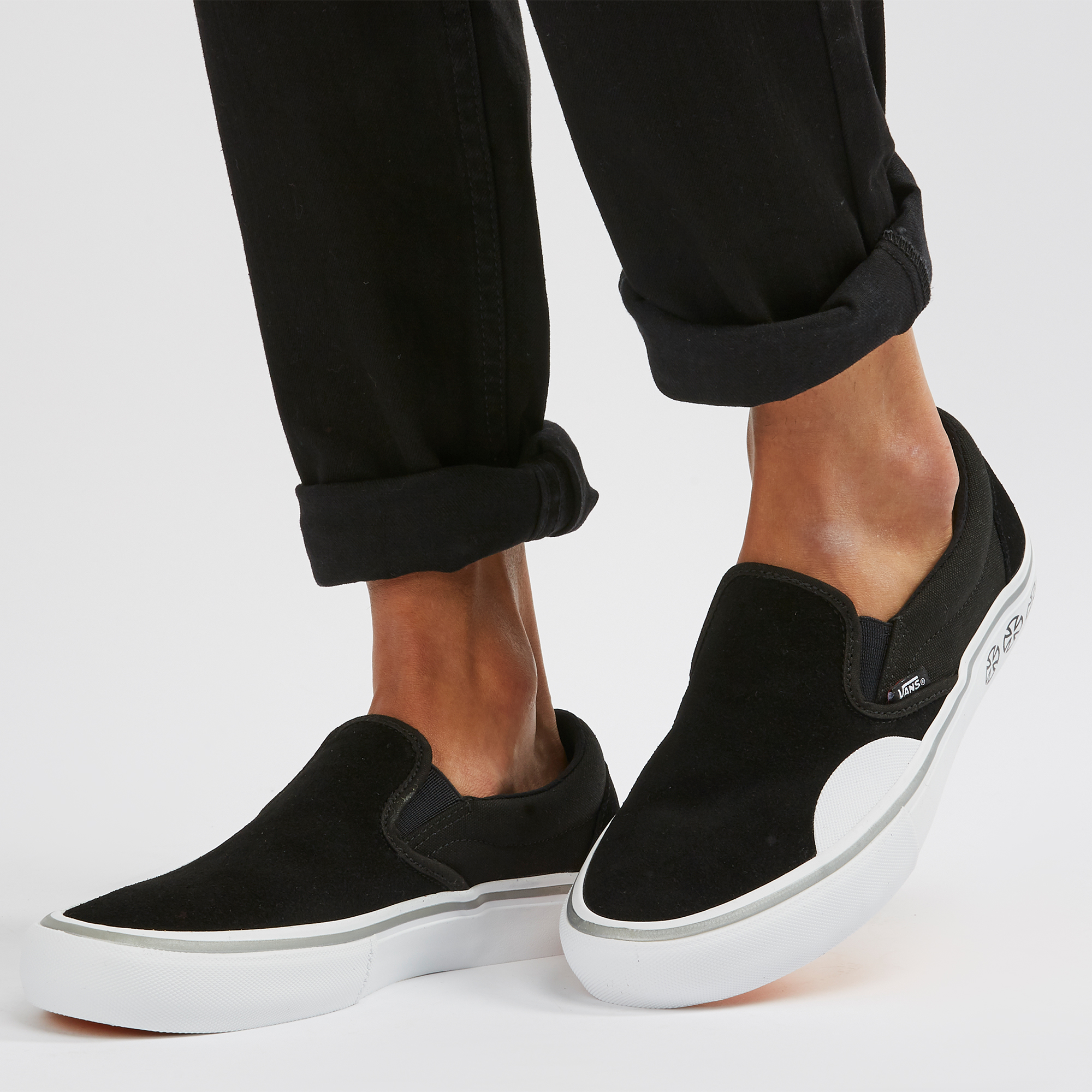 Vans X Independent Slip-On Pro Shoe | Sneakers | Shoes ...