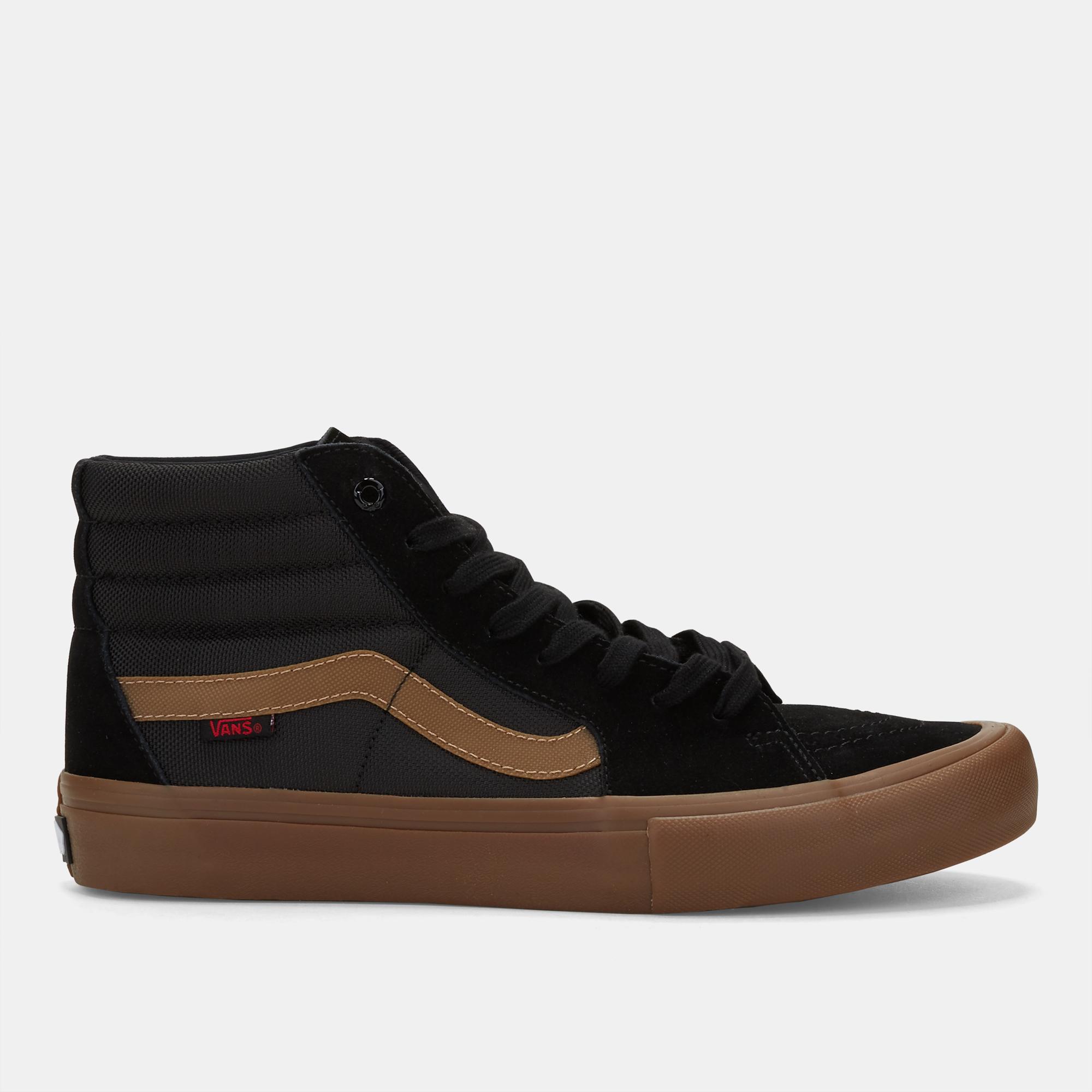 Shop Black Vans X Thrasher Sk8-Hi Pro Shoe for Mens by Vans  904fd2b4d