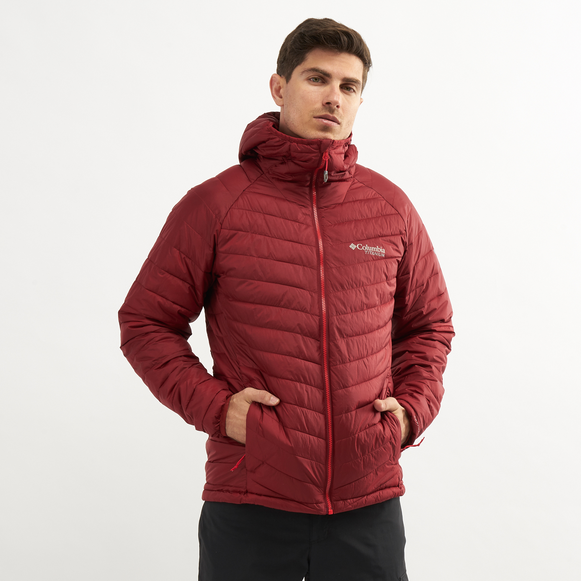 unequal in performance exceptional range of styles and colors sale Columbia Men's Snow Country™ Hooded Jacket | Hooded Jackets ...