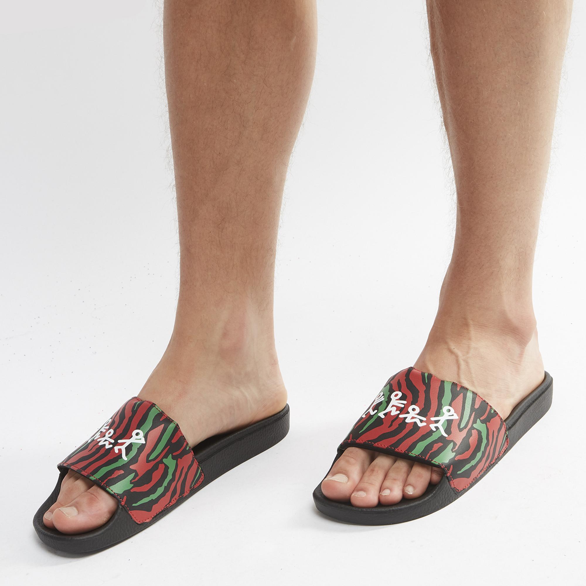 96f2a604 Vans ATCQ Slide-On | Sandals and Flip-Flops | Shoes | Men's Sale ...