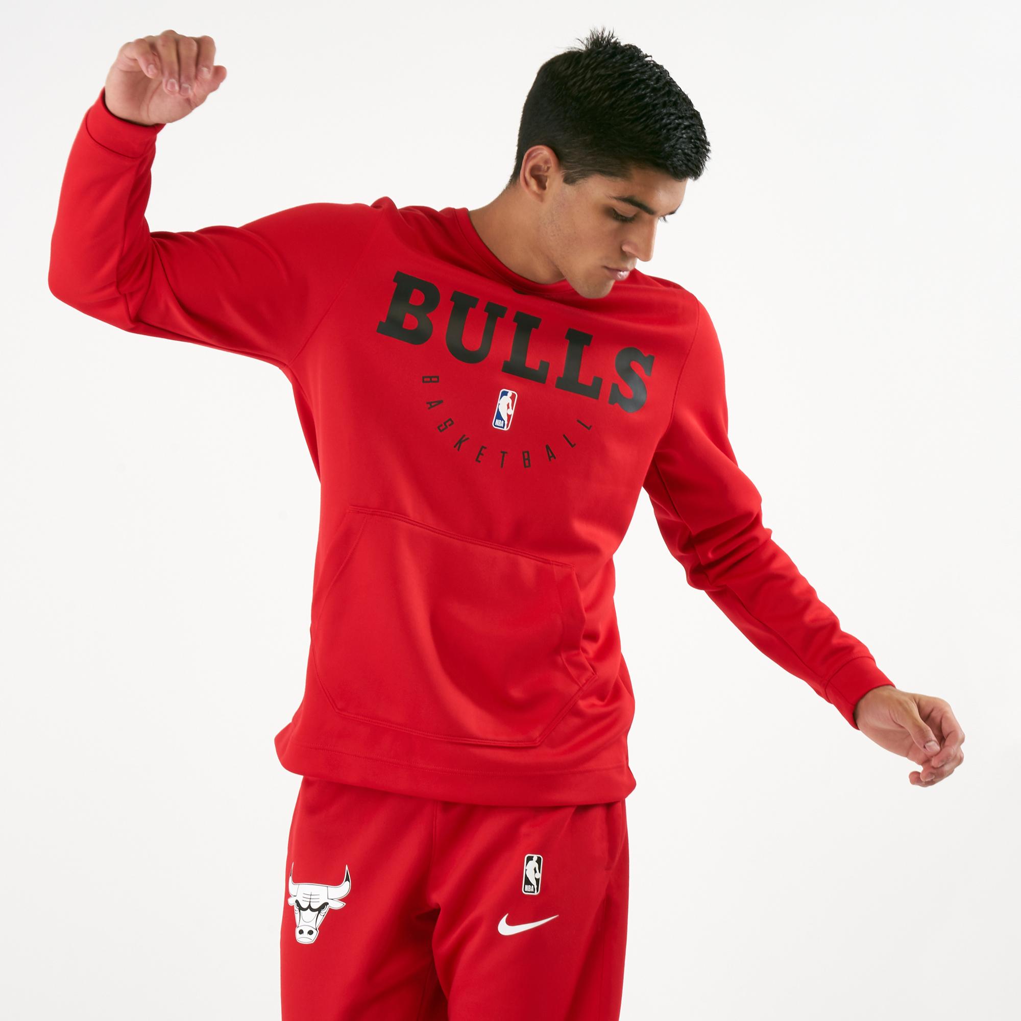 Chicago Bulls Nike Spotlight NBA hoodie voor heren