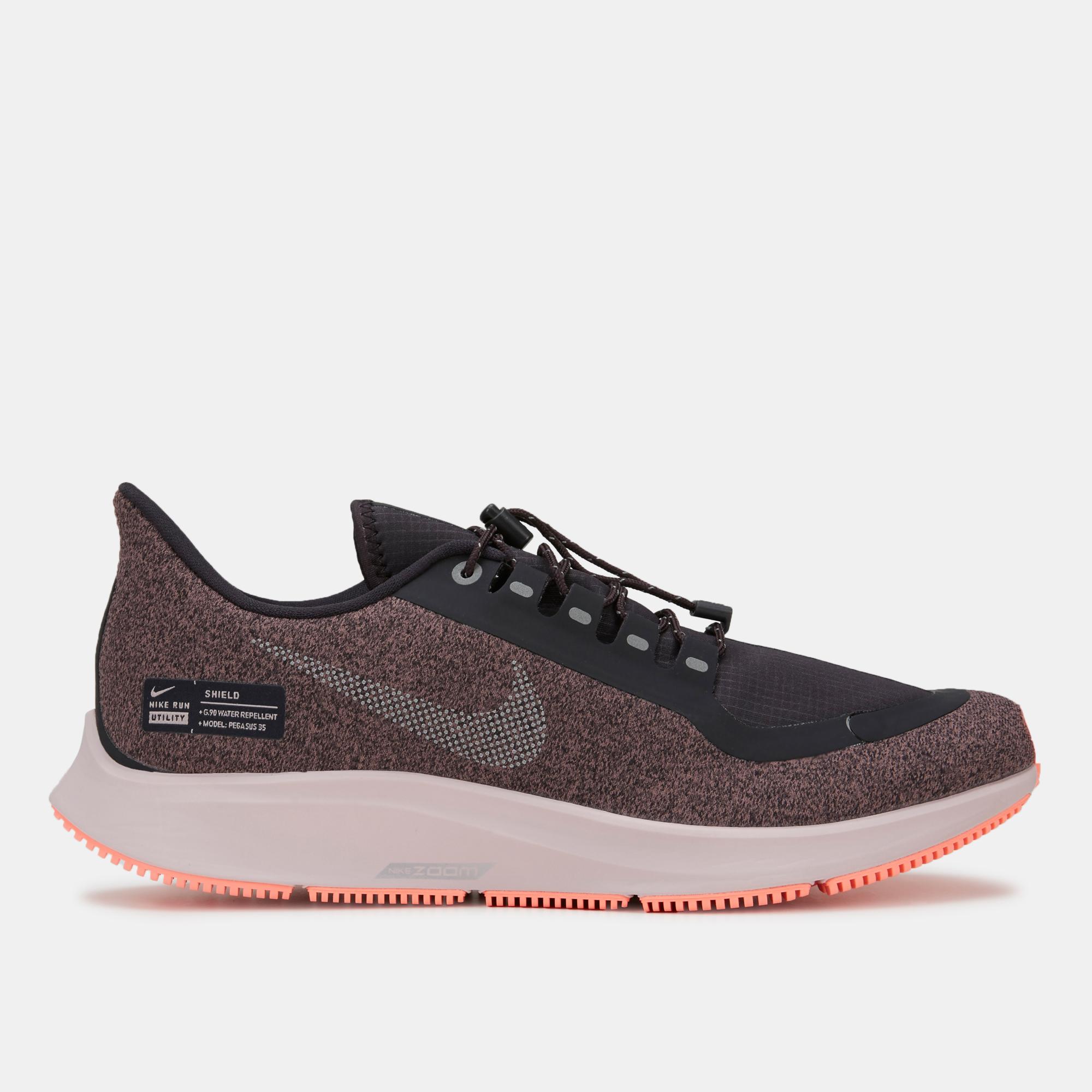 super populaire ac433 ecb86 Nike Air Zoom Pegasus 35 Shield Shoe