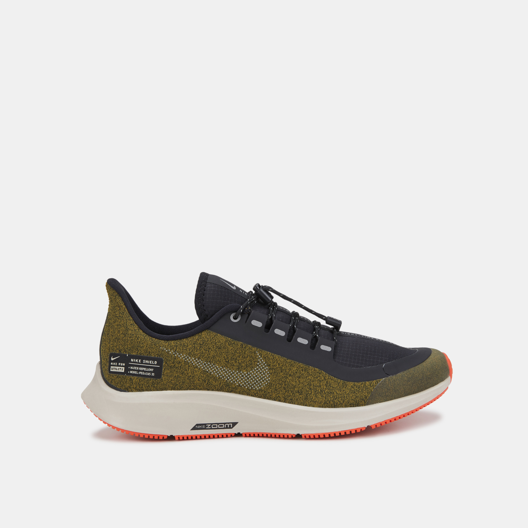 new product e7f7f 206a0 Nike Kids' Air Zoom Pegasus 35 Shield Shoe (Older Kids)
