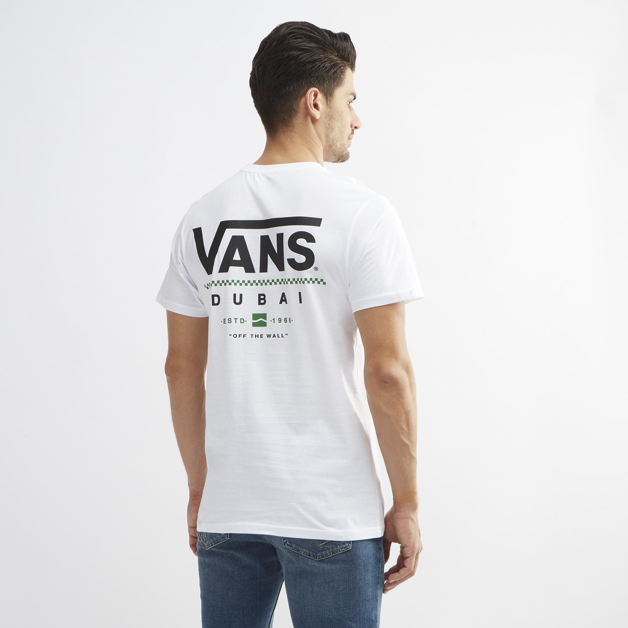 be91f1c4d Vans Dubai City T-Shirt | T-Shirts | Tops | Clothing | Mens | SSS