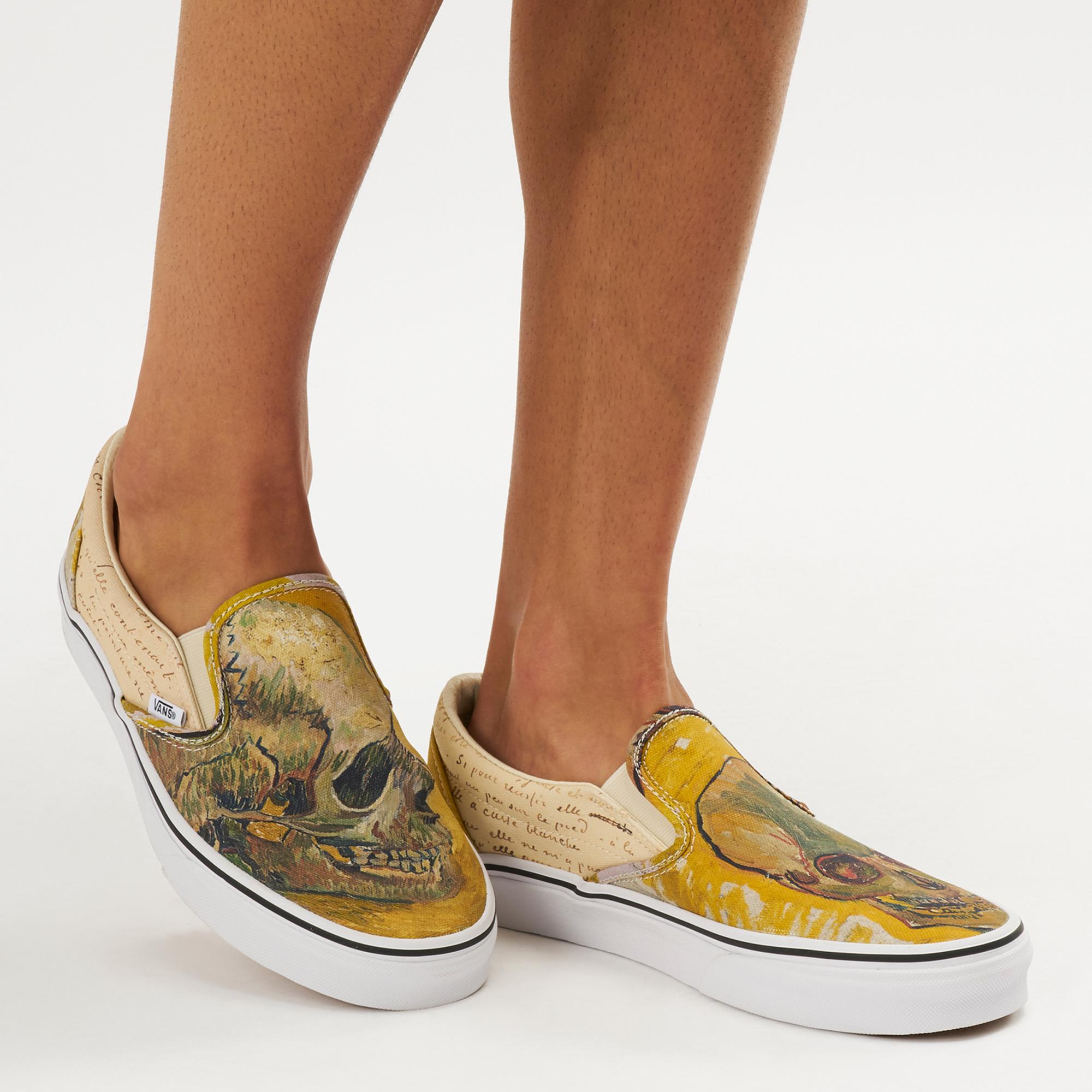Vans x Van Gogh Museum Classic Slip On Schuhe