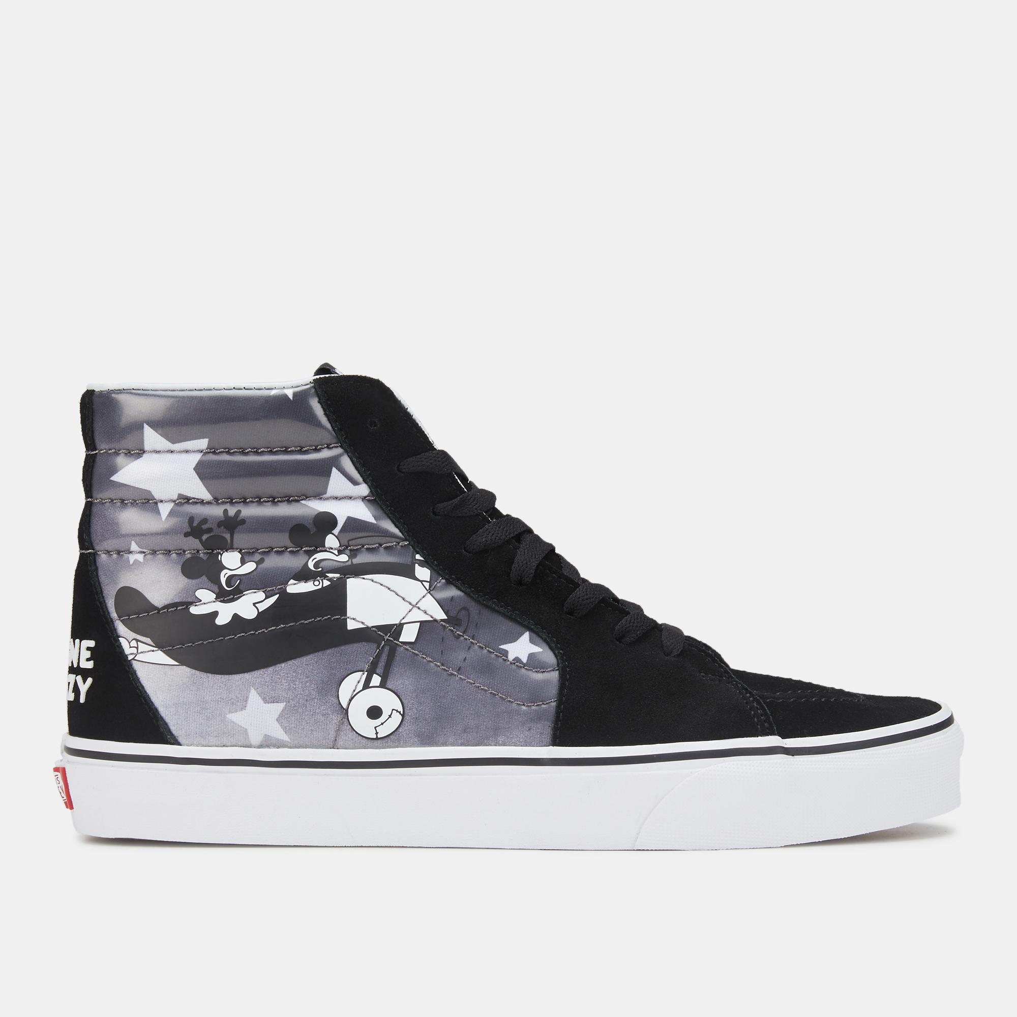 Disney x Vans Authentic | Custom vans shoes, Mickey mouse