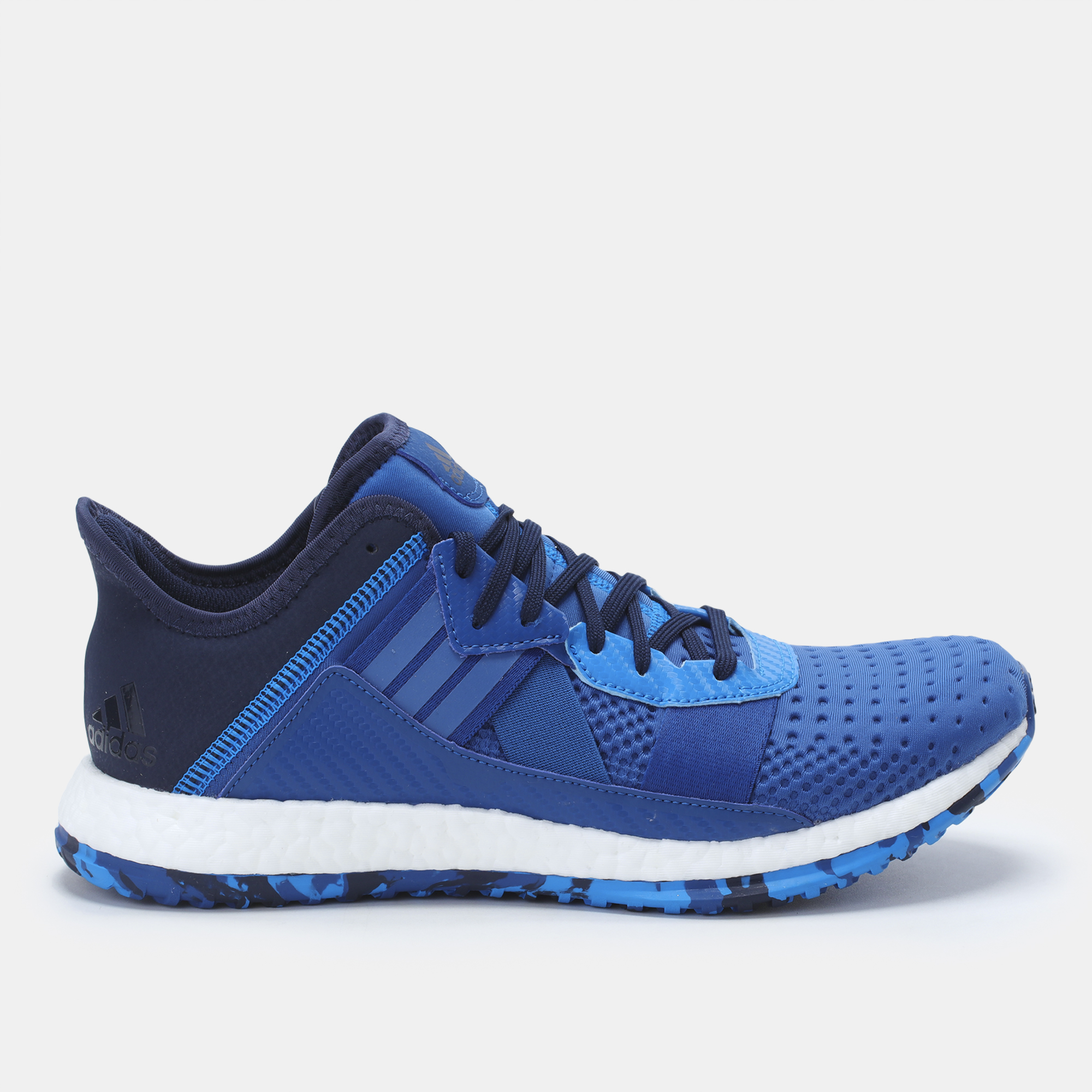 d0ed53d37 Shop Blue adidas Pure Boost ZG Trainer Shoe for Mens by adidas - 6