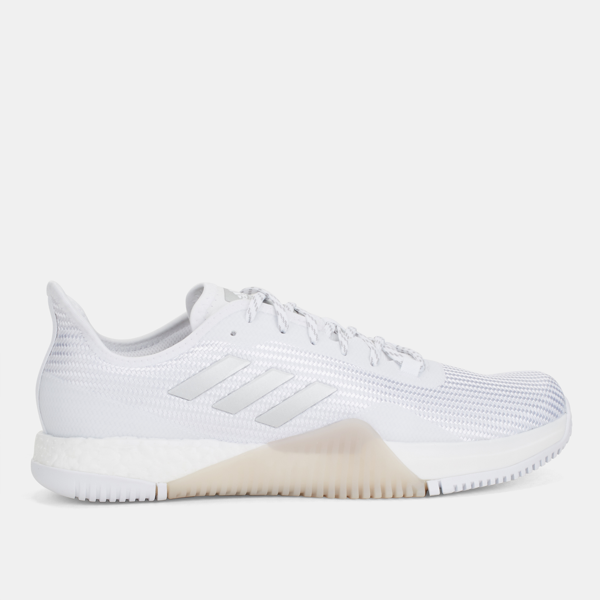 competitive price efc1c ea53c Shop White adidas CrazyTrain Elite Shoe for Mens by adidas