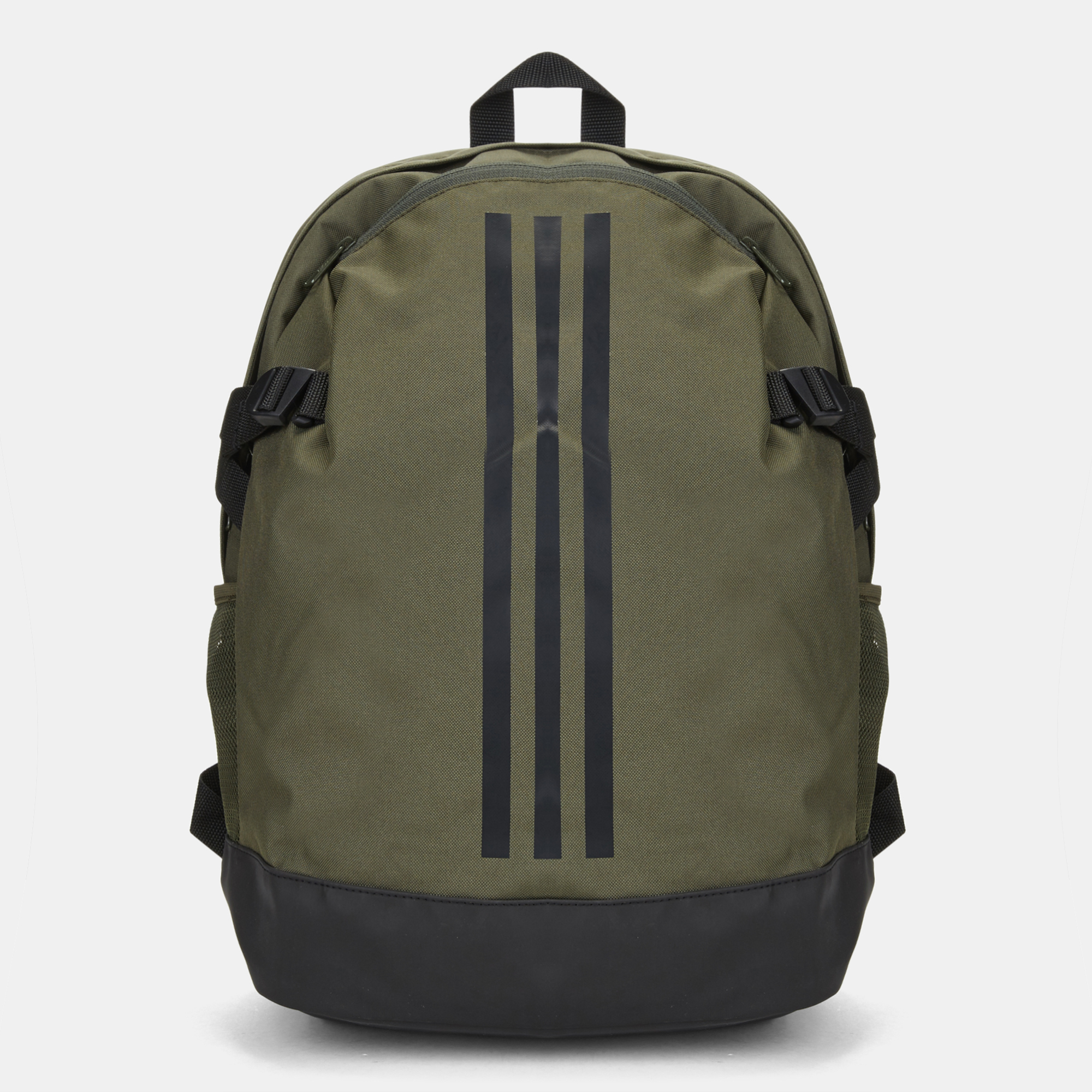 f371ddefed Shop Brown adidas 3-Stripes Power Backpack for Unisex by adidas