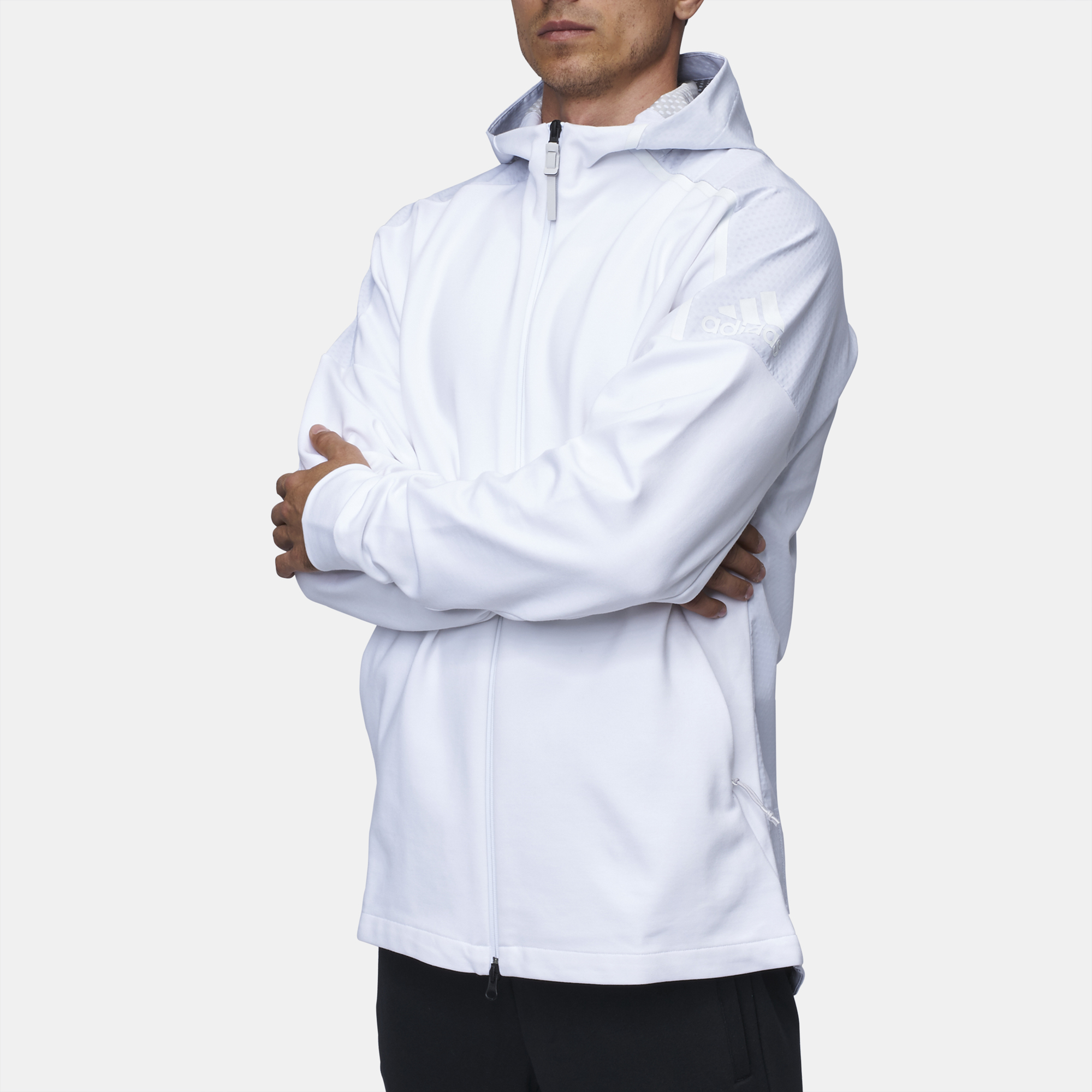 adidas ZNE Duo Hoodie | Hoodies | Hoodies and Sweatshirts
