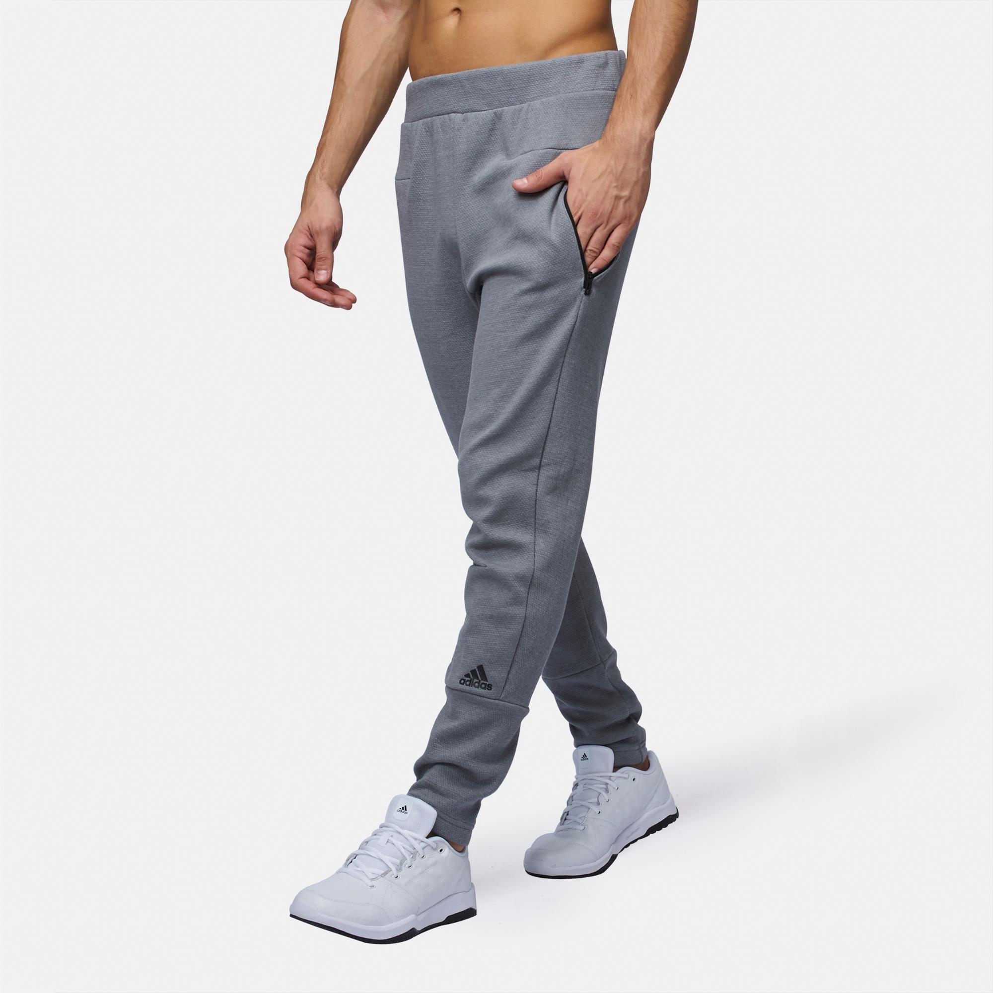 3fdb11250 Shop Grey adidas ID Champ Pants for Mens by adidas   SSS