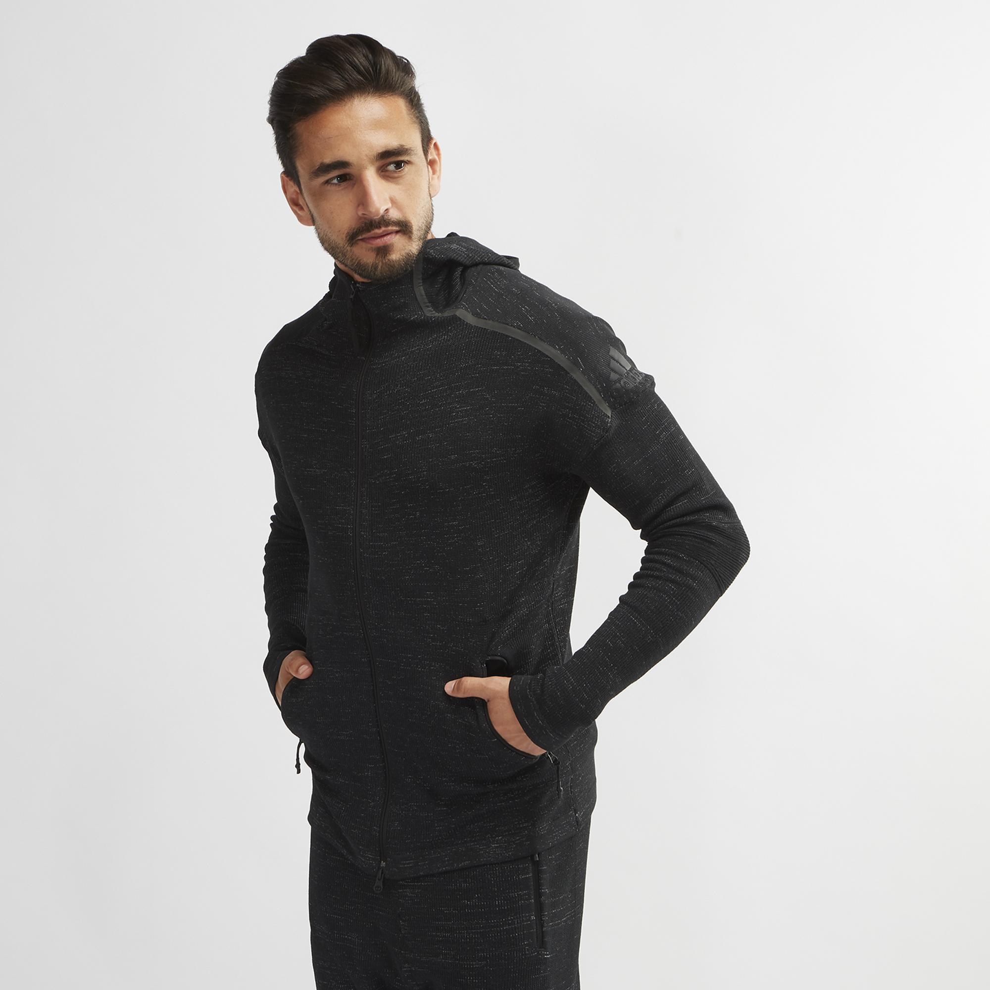 Z.N.E. Primeknit men's hoodie Herren