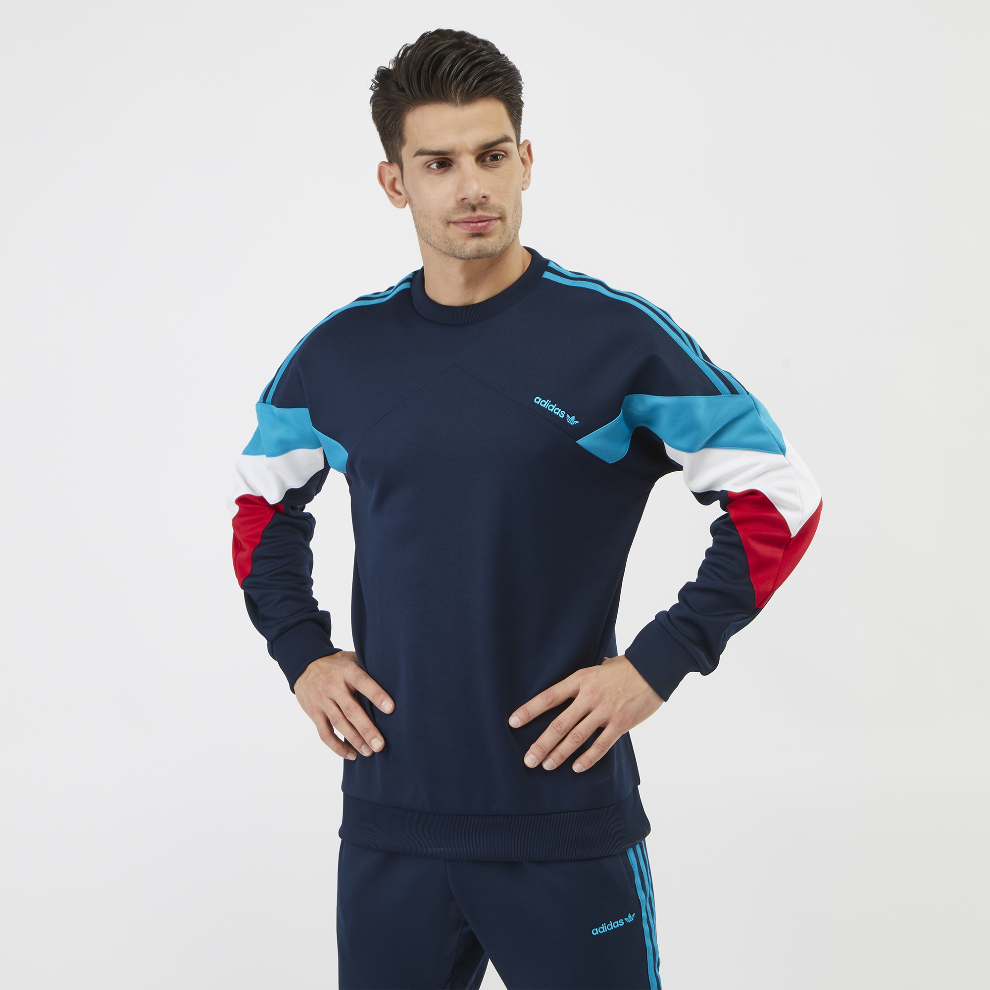 Humedal traqueteo Ceder el paso  adidas Originals Palmeston Sweatshirt | Sweatshirts | Hoodies and  Sweatshirts | Clothing | Mens | SSS