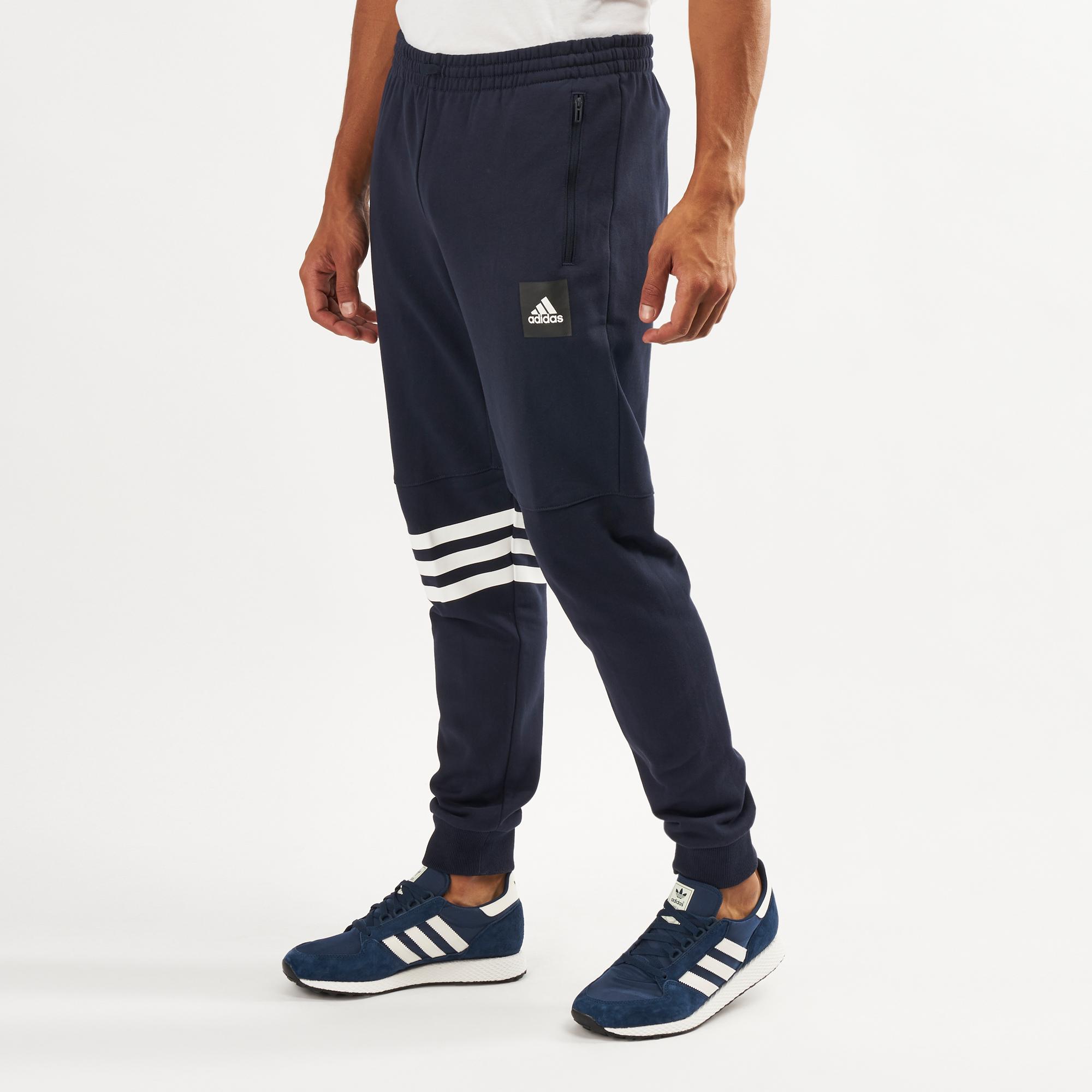 27a53a0c adidas Men's Fat Terry Track Pants | Track Pants | Pants | Clothing | Mens  | | SSS
