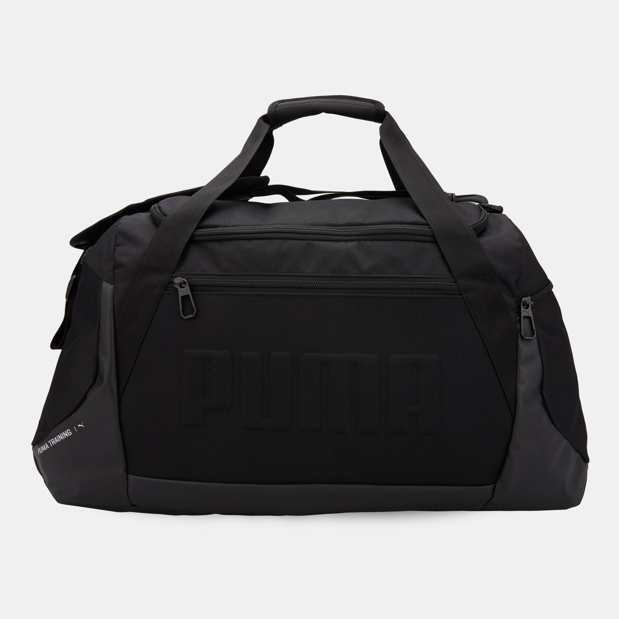 d33a86cd3053cf PUMA Men's Gym Duffle Medium Bag | Duffel Bags | Bags and Luggage ...