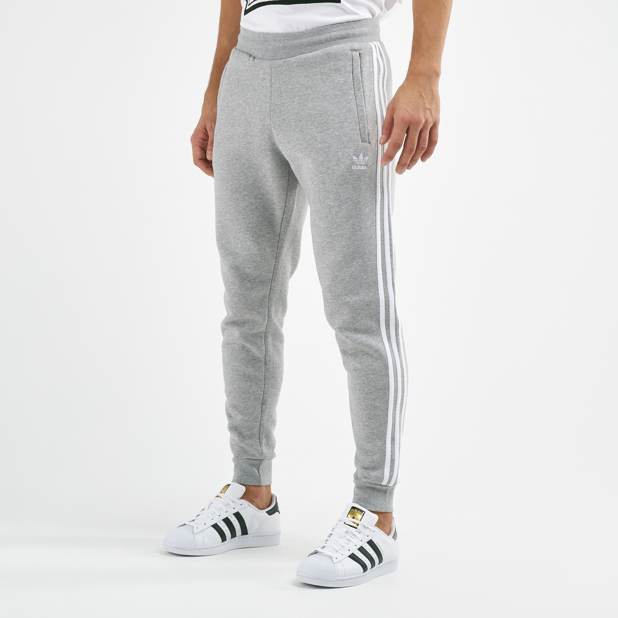 a4b96ea3 adidas Men's Daily 3-Stripes Pants