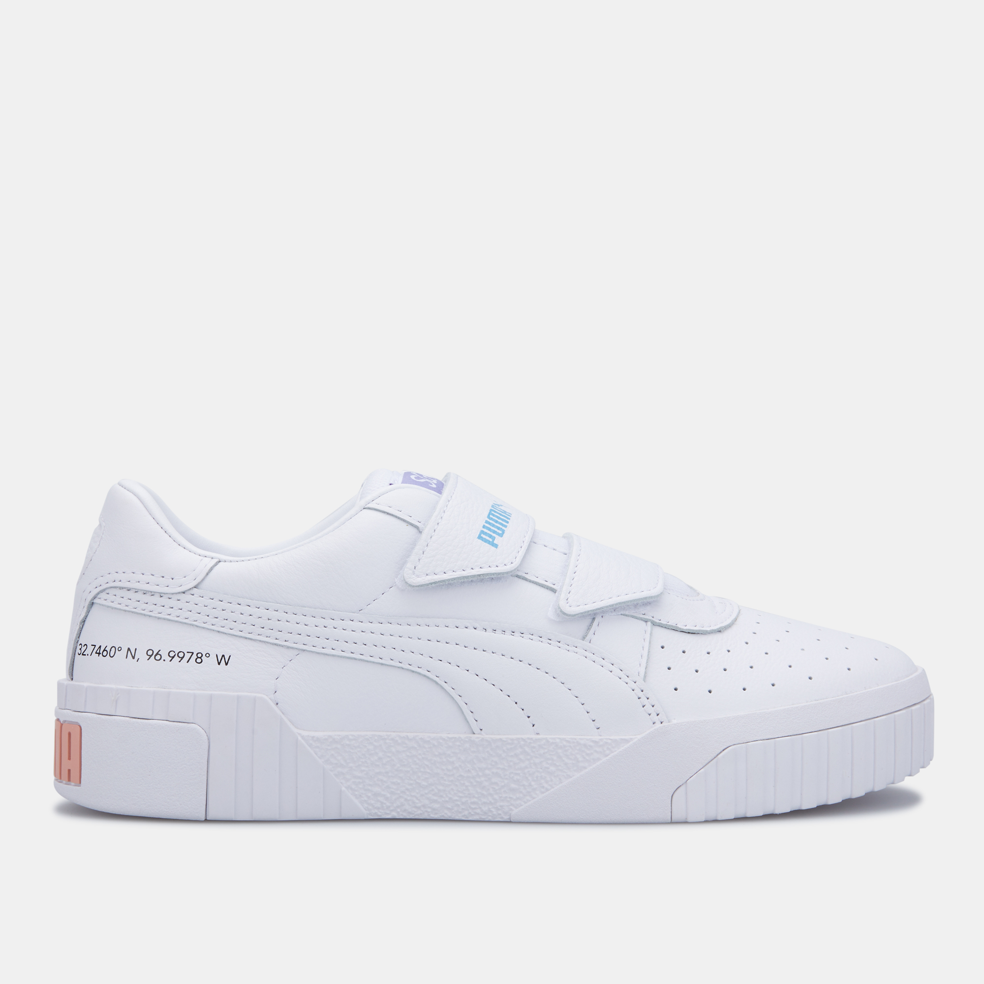 PUMA x SG Women's Cali Velcro Shoe | Sneakers | Shoes ...