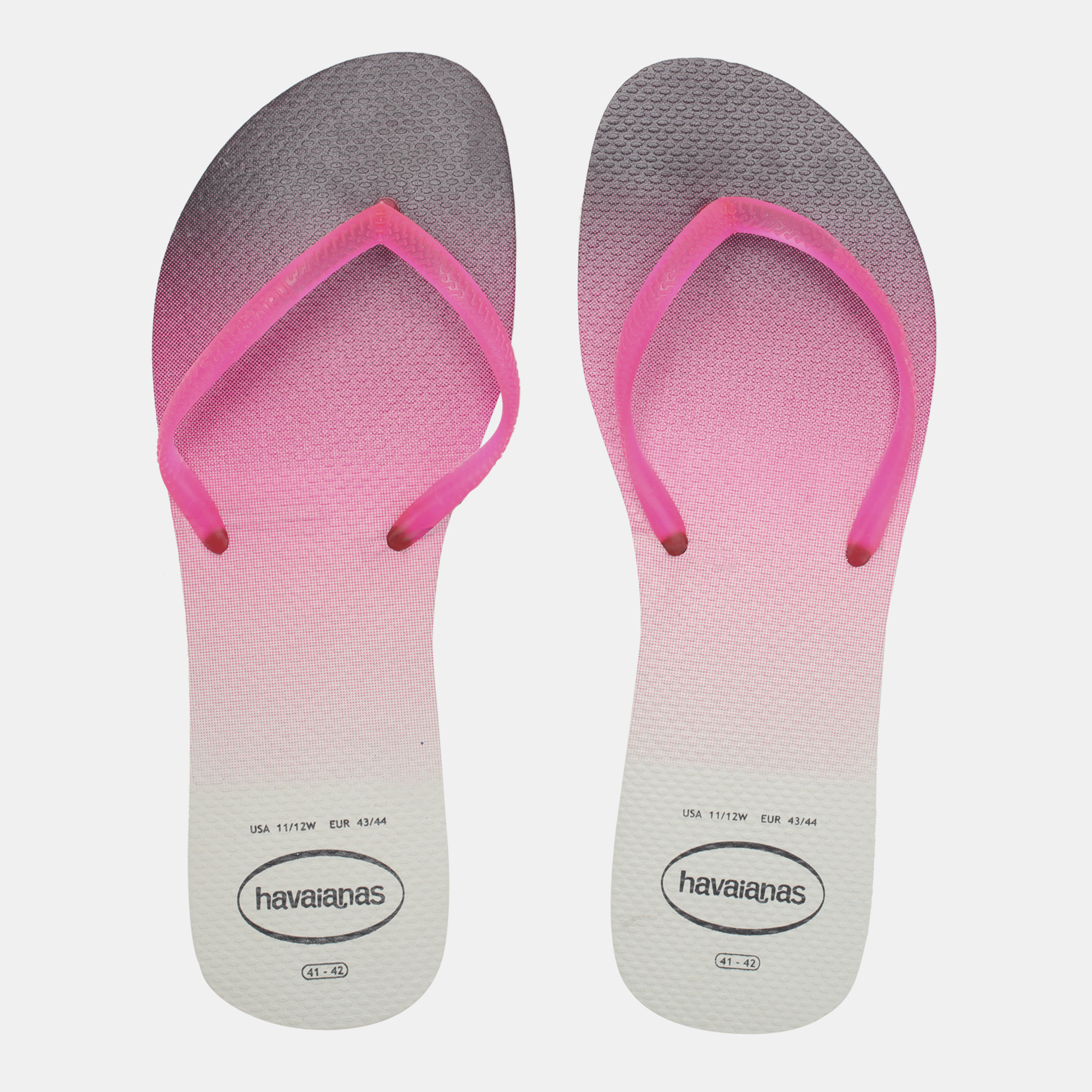 59666d300 Shop White Havaianas Flat Sunset Flip Flop for Womens by Havaianas | SSS