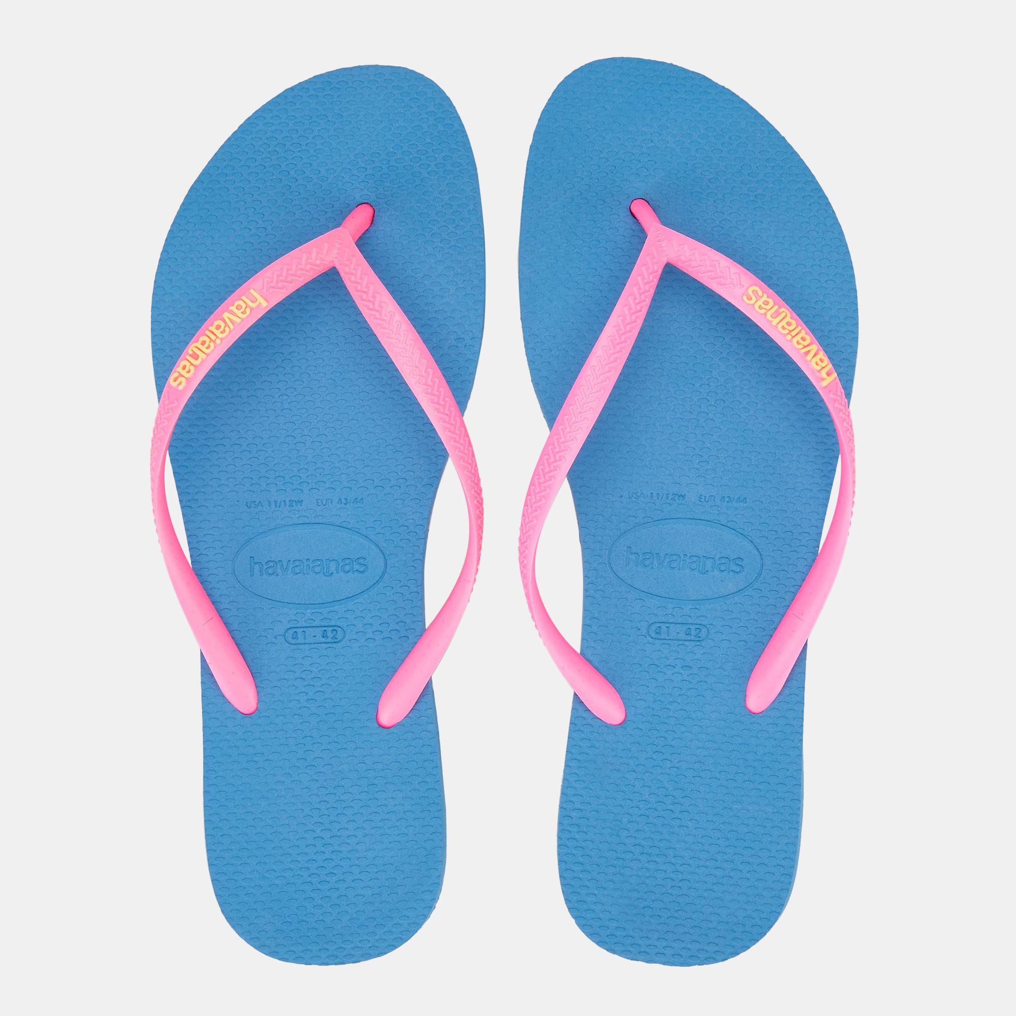 86abe950d63d Havaianas Women s Slim Logo Flip Flops