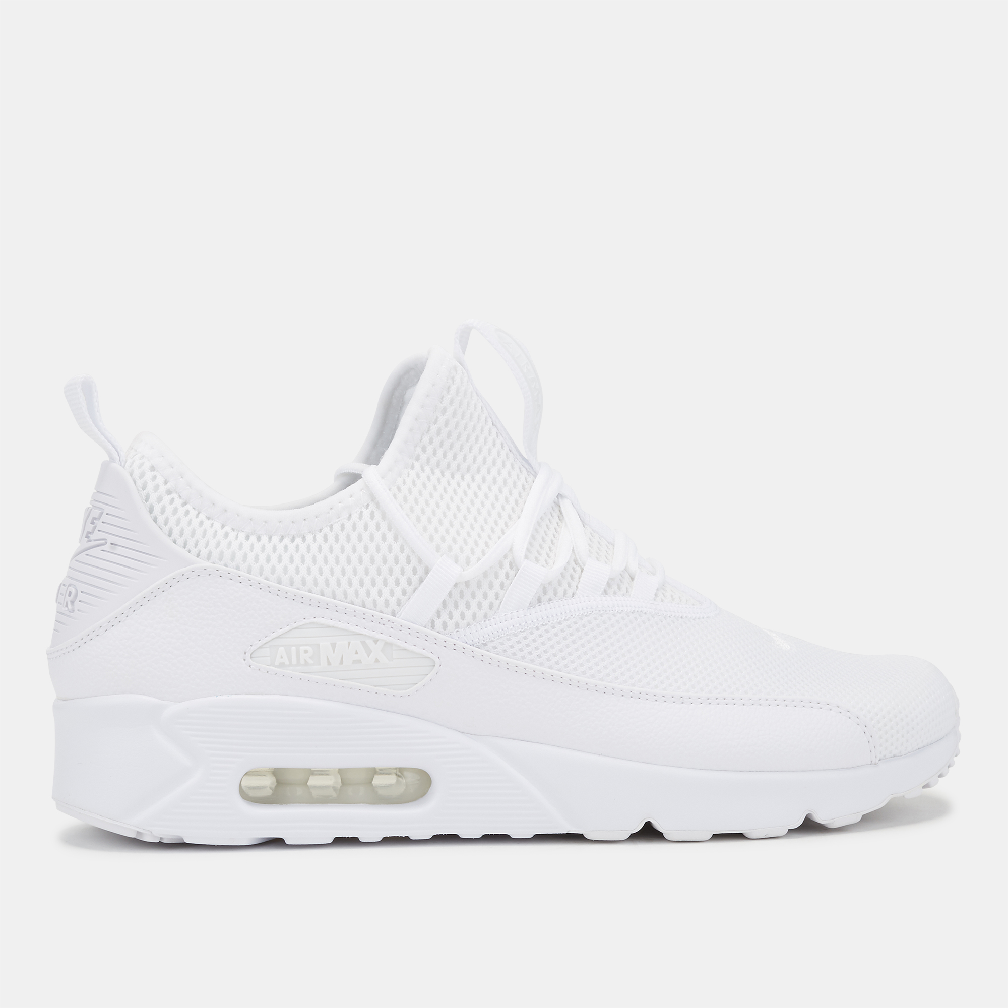 timeless design 569cf 5f640 Shop White Nike Air Max 90 EZ Shoe for Mens by Nike   SSS