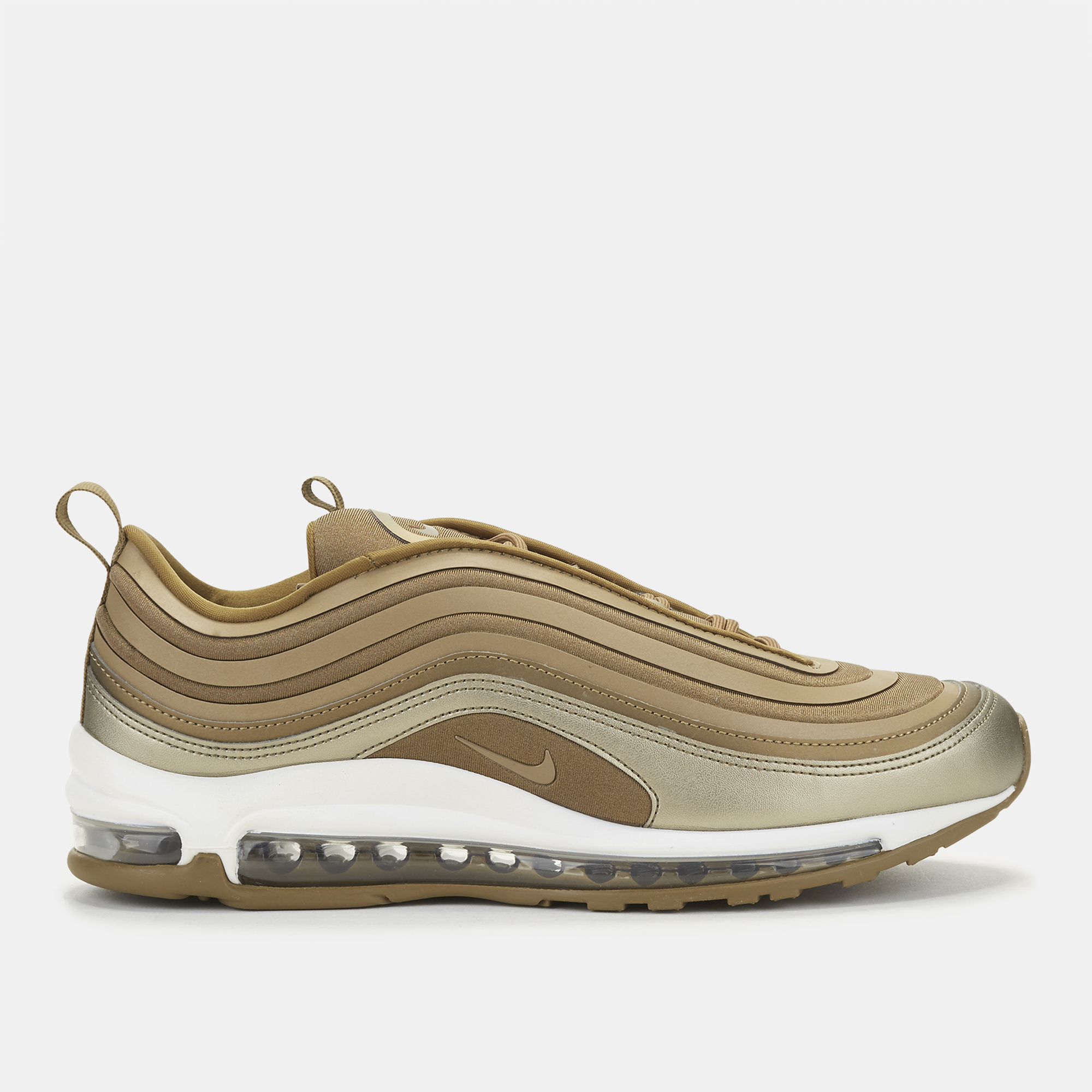 Shop Gold Nike Air Max  97 Ultra  17 Shoe for Womens by Nike  f146facc2