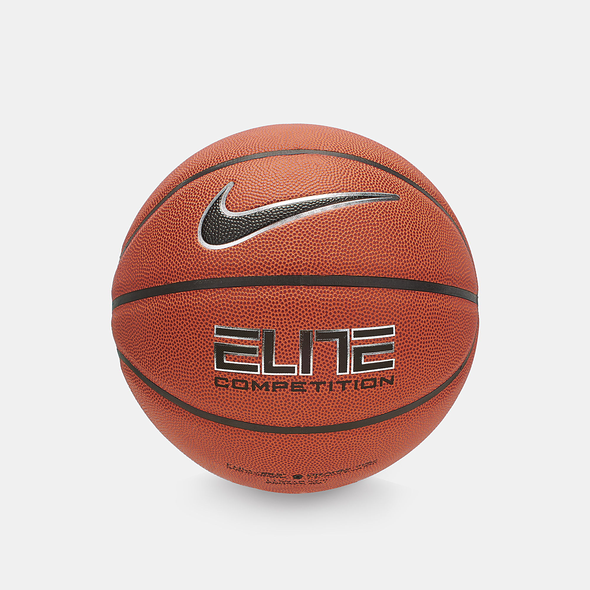 5a5698af0 Shop Orange Nike Elite Competition 8-Panel Basketball for Mens by ...