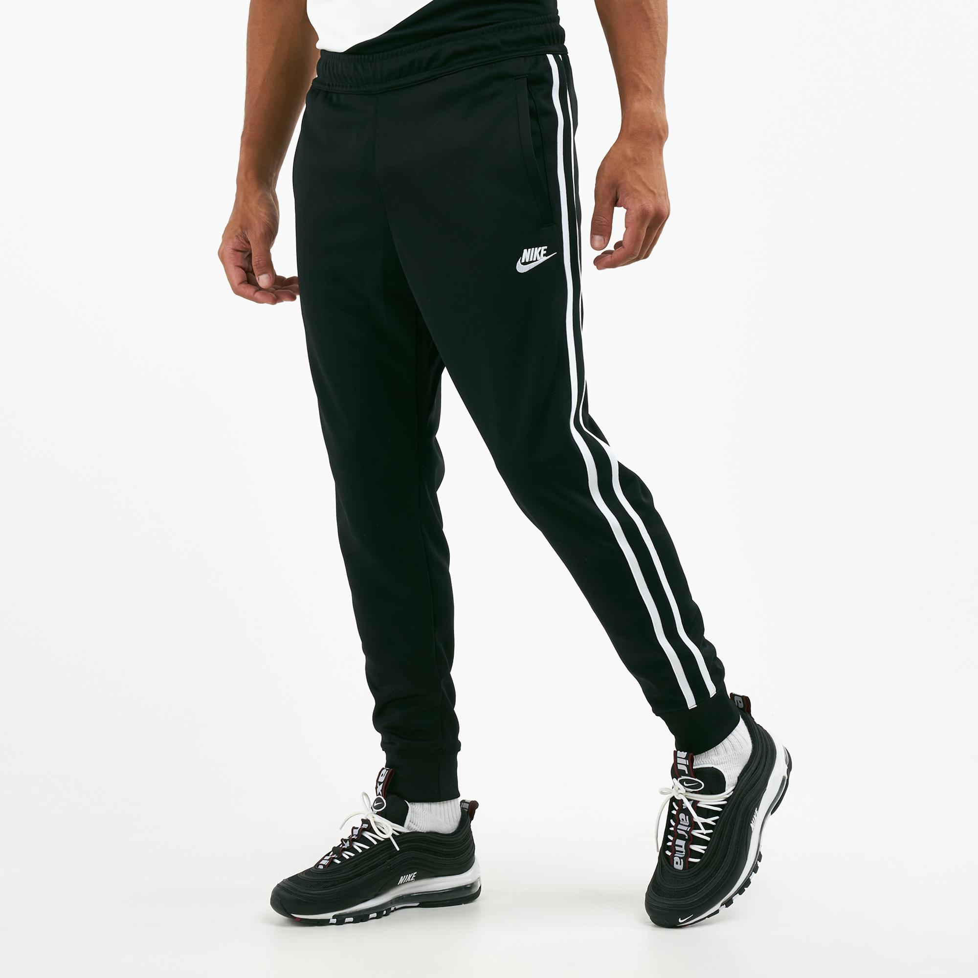 6e4747d8303b9 Nike Men's Side Stripe Joggers   Track Pants   Pants   Clothing   Mens   SSS