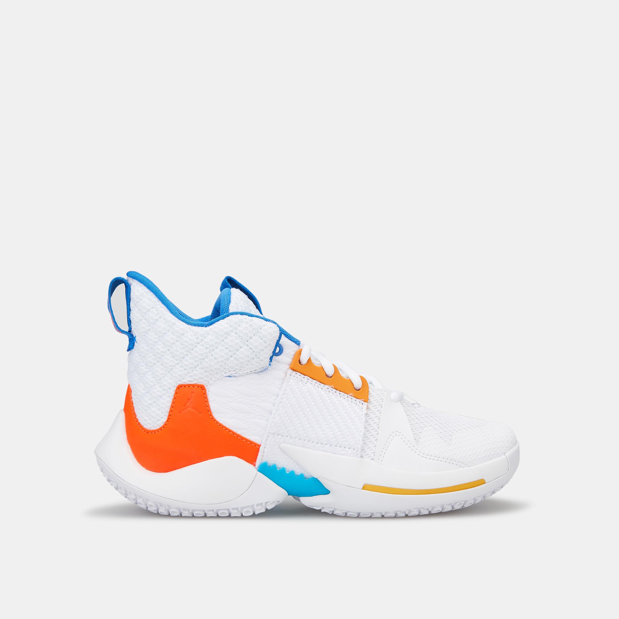 a029a10a1192 Jordan Kids  Air Jordan Why Not Zero.2 Shoe (Older Kids)